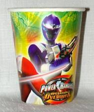 NEW ~POWER RANGERS OPERATION OVERDRIVE 8- PAPER  CUPS- PARTY SUPPLIES