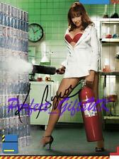 KARI BYRON MYTHBUSTERS SIGNED AUTOGRAPHED 10X8 INCH REPRO PHOTO PRINT