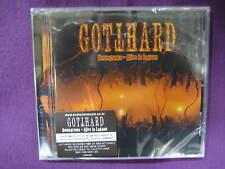 Gotthard / Homegrown~ Alive In Lugano CD NEW