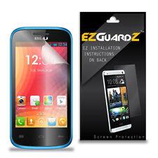 3X Ezguardz Lcd Screen Protector Skin Hd 3X For Blu Dash Jr. 4.0 (Ultra Clear)