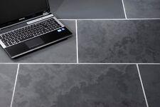 Black Slate 600x600 (35.64m2) Honed Natural Brazilian Premium Wall Floor Tiles
