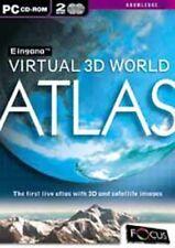 EINGANA 3D virtuel atlas mondial PC Game