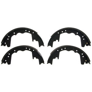 Rr New Brake Shoes  Perfect Stop  PSS357AR