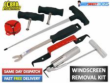 8pc conjunto de eliminación de Vidrio del Parabrisas Coche Furgoneta Parabrisas Kit de herramienta de mano de garaje NEW6-16
