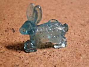 Lego  Harry Potter animal Glitter Trans-Light Blue Hare, Standing NEW