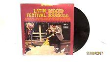 1966 Buddy Merill Latin Festival Vinyl LP 33 Accent Records ACS 5018 Latin