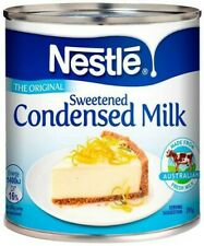 18 x Nestle SWEETENED CONDENSED MILK 395GM Bulk Buy