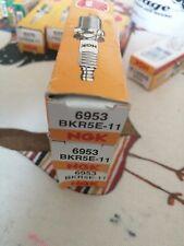 1x NGK Spark Plug Single Ignition Replacement Unit BKR5E-11 6953