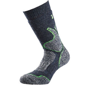 1000 Mile 4 Season Merino Wool Socks Warm Walking Thick&Padded Sock Mens/Ladies