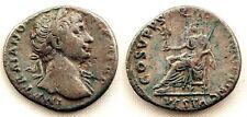 Imperio Romano-Trajano. Denario. 98-117 d.C. Roma. Plata 3,1 g.