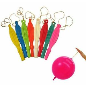 10 x Punch Balloons Large Party Loot Bag Fillers Kids Pinnata Birthday Party
