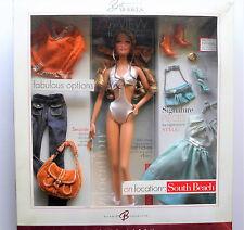 On Location: South Beach 2006 Barbie Doll MINT NIB, Pink Label
