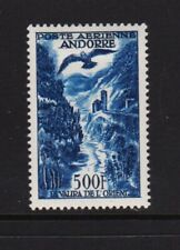 French Andorra - #C4 mint, cat. $ 120.00