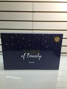 Target 12 Days of Beauty 2019 Advent Calendar, Holiday Box, Sealed, New