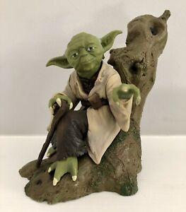 Star Wars Yoda 1/7 Scale Ep 5 Kotobukiya ArtFx Vinyl Figure Loose