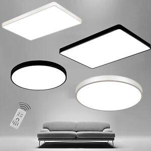 Ulstraslim LED Deckenlampe Deckenleuchte Dimmbar Wohnzimmer Schlafzimmer Lampen