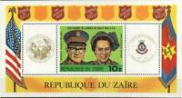 Zaire Stamp - Salvation Army Stamp - NH