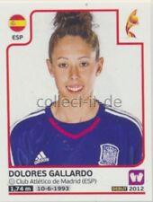Sticker 297-Dolores Gallardo-Espagne-Femmes em2017