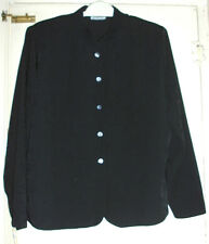 "Black Blouse Size 44"" Michael Gold"
