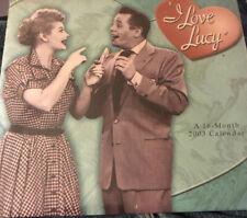 I Love Lucy A-16 Month Calendar