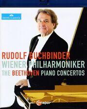 Rudolf Buchbinder - Beethoven Piano Concertos [New Blu-ray]