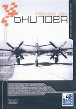 FIGHTER JET - THUNDER - STORY OF AMERICAN FIGHTER JETS DVD - FREE POST IN UK