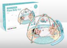 Brand New Baby play activity mat gym musical mat