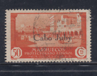 Cape Juby (1934/36) Used Spain - edifil 66 (50 Cts) - Lot 1