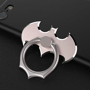 Ring Bat 360 Rotating Cell Phone Bracket Grip Finger Ring Stand Holder