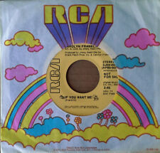 CAROLYN FRANKLIN - IF YOU WANT ME (STEREO & MONO VERSIONS) - RCA - PROMO 45