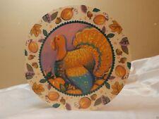 Holiday Seasonal Card Thanksgiving Turkey Greeting Gift Post Vintage Unique