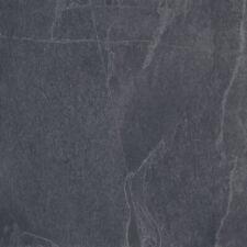 Terrassenplatten Slate Nero Natursteinoptik Feinsteinzeug 60x60x2 cm