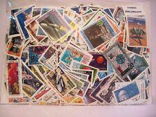 Cosmos Espace - Cosmos Space 2000 timbres différents oblitérés