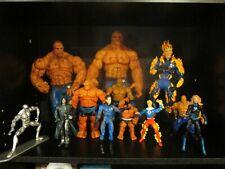 Marvel Legends Fantastic Four Action figure Collection LOT of 12