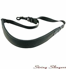 More details for neotech sax classic neoprene padded comfort strap, x-long, swivel hook, black