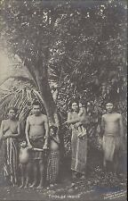 GUATEMALA TIPOS DE INDIOS ED. HURTER & CO REAL PHOTO