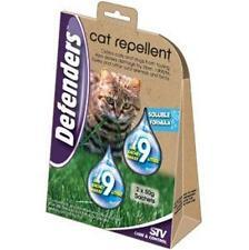 Cat Dog Deer Rabbit Fox 2x50g Repeller Repellant Sachets