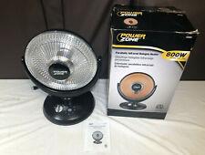 Power Zone Parabolic Oscillating Heater