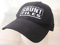 Grunt Files Cap