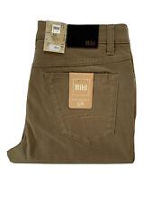 """Hiltl  34 Waist  32"""" Leg (50Eur) 'brown Velvet' Regular Fit Jeans  RRP £139"""