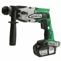 "Hitachi DH18DL 18V Li-Ion 5/8"" SDS Rotary Hammer drill BARE TOOL ONLY ebm1830"