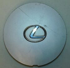 "Lexus Alloy Wheel Center Cap 6 7/8"" Silver w/ Chrome Logo"