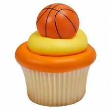 Basketball Cake Decorations In Cake Toppers For Sale Ebay