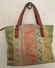 Mignon  sac à main  FOSSIL cuir  TBEG vintage bag