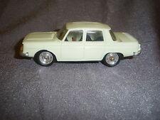 304B Vintage Minialuxe Plastique 1/43 Renault 10 Major 1:43