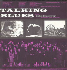 John Greenway - Talking Blues [New CD]