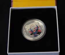 2015 Canada $20 Silver Coin ICONIC SUPERMAN Comic Book Covers #28