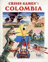 Engelmann Military Wargame Crisis Games - Colombia EX