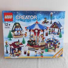 Lego 10235 Winter Village Market. B/N Unopened.