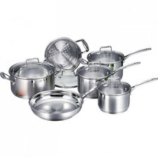 SCANPAN IMPACT 6PCE COOKWARE SET RRP $669 BRAND NEW